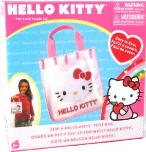 Hello Kitty Make & Sew a Tote Bag